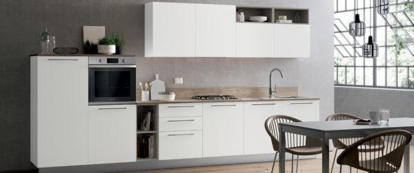 modello Domino 10 - casa piazza arredamenti - cucine su misura marca prima cucine