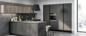 modello Tris - casa piazza arredamenti - cucine su misura marca prima cucine
