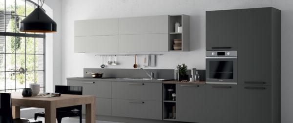 modello Domino 11 - casa piazza arredamenti - cucine su misura marca prima cucine