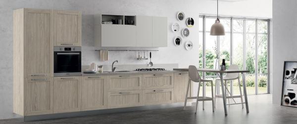 modello Domino 13 - casa piazza arredamenti - cucine su misura marca prima cucine