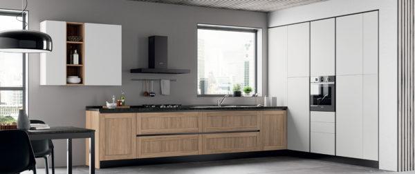 modello Domino 8 - casa piazza arredamenti - cucine su misura marca prima cucine